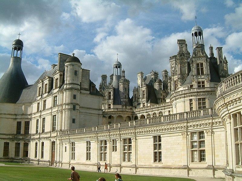 Château de Chambord 15