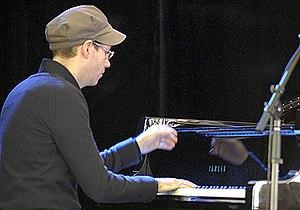 Jazz pianist David Braid