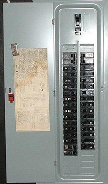 Distribution board  Wikipedia