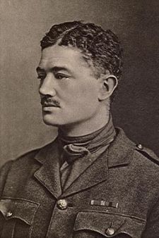 Julian Grenfell (For Remembrance) cropped