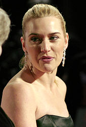 Winslet At The  British Academy Film Awards