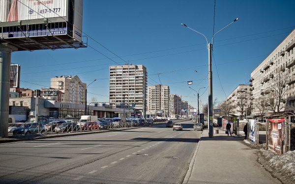 Ленинский проспект (Санкт-Петербург) — Википедия