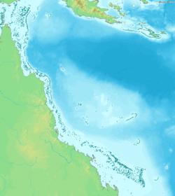 Karang Penghalang Besar lepas pantai Queensland