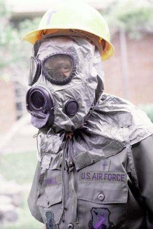 M-17 nuclear, biological and chemical warfare ...