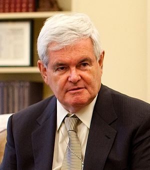 Gingrich Blasts GOP Medicare Plan - Says Health Insurance Mandates are Necessary