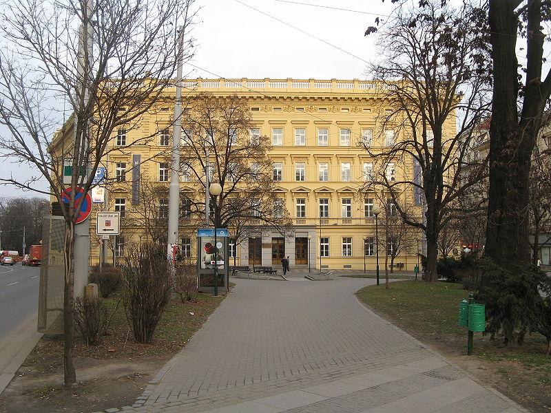 Masarykova univerzita v Brně - MUNI