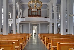 English: Schwörstadt: Catholic Church Deutsch:...
