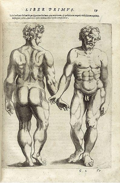 File:De humana physiognomonia libri IIII - NLM NIH - page 19.jpg
