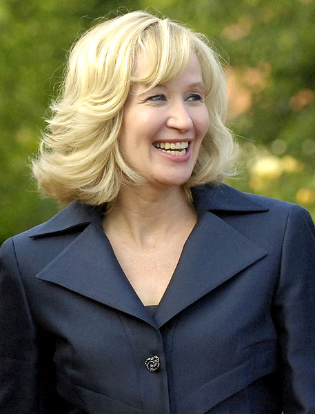 File:Laureen Harper G8 2007.jpg