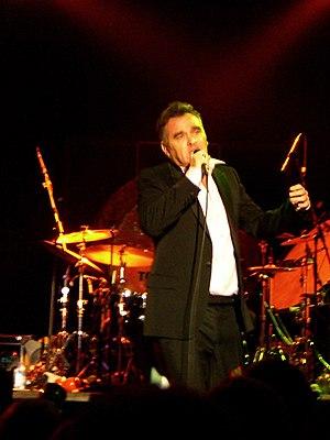 Morrissey. Live at SXSW, Austin, Texas, USA
