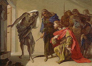 The Shade of Samuel Invoked by Saul