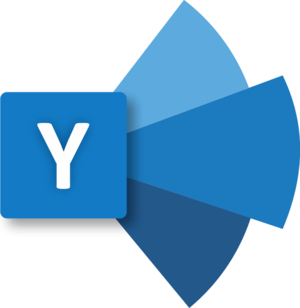 English: Logo of Yammer