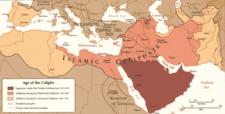 Kekhalifahan Islam, 622-750