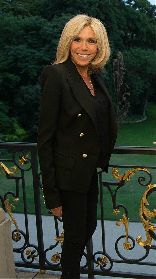 Brigitte Macron (2017)