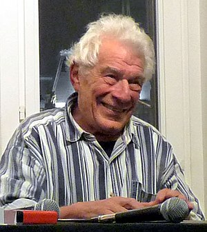 English: British writer John Berger Français :...