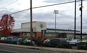 Sunset High School (Portland, Oregon) in the B...
