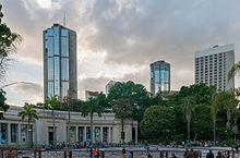 Parque Central Caracas Wikipedia La Enciclopedia Libre