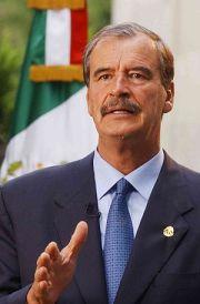 Vicente Fox no lo acabó