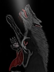 """The french werewolf """"voirloup"""""""