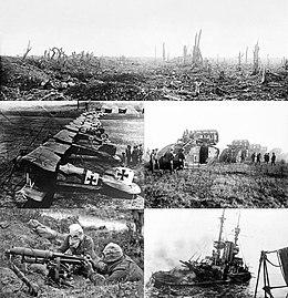 Première Guerre mondiale — Wikipédia