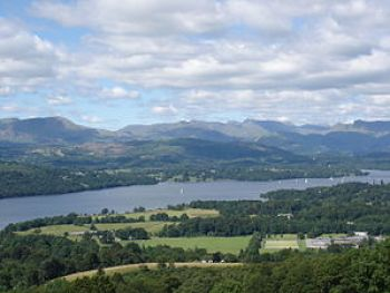 English: Lake Windermere,Lake District
