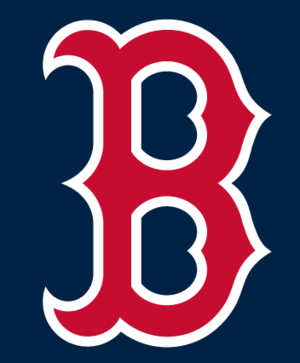 English: Boston Red Sox Cap Logo