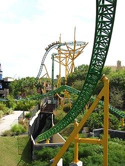 Busch Gardens In Tampa