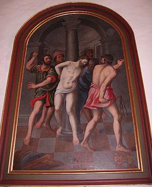 Geisselung Veitskirche Heiligenstadt