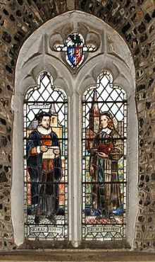 George Herbert Window