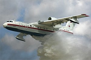 Russian Federation, BE-200, Large Air Tanker,  IAB, USFS, Beriev, Scooper