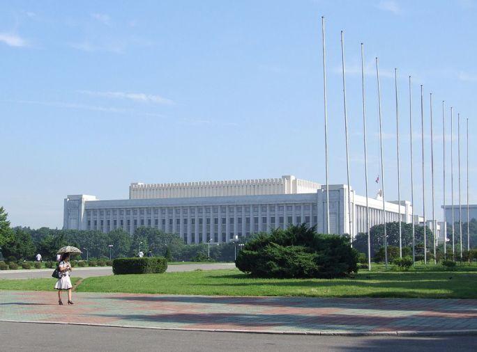 Mansudae-Kongressalle