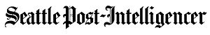 English: Seattle Post-Intelligencer logo