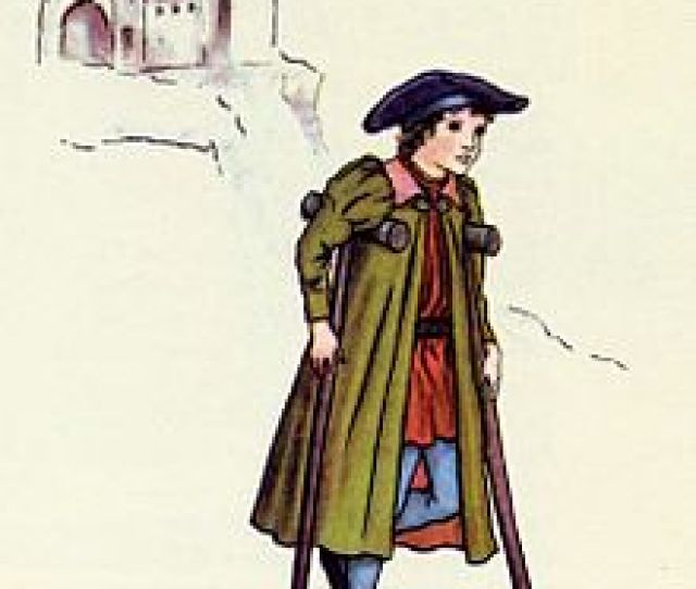 Illustration By Kate Greenaway For Robert Brownings The Pied Piper Of Hamelin