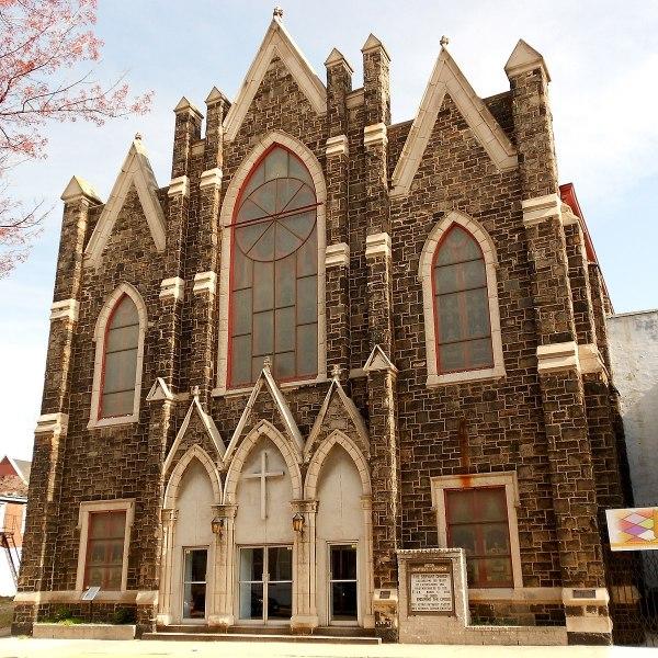 Union Baptist Church Baltimore Maryland Wikipedia