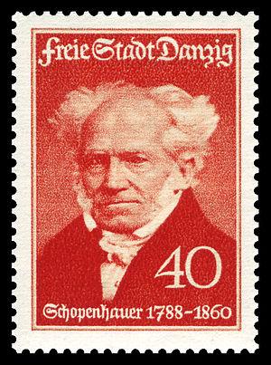 150th day of birth of Arthur Schopenhauer (178...