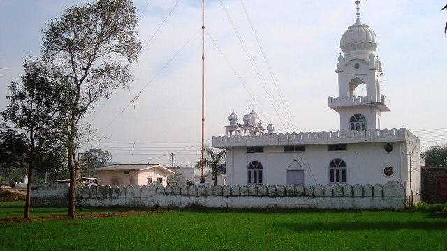 Image result for village gurudwara