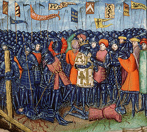 English: Battle of Hattin