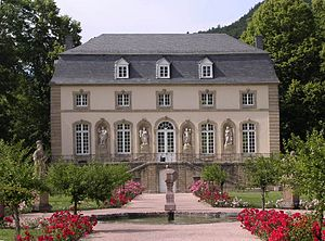 Luxembourg mansion