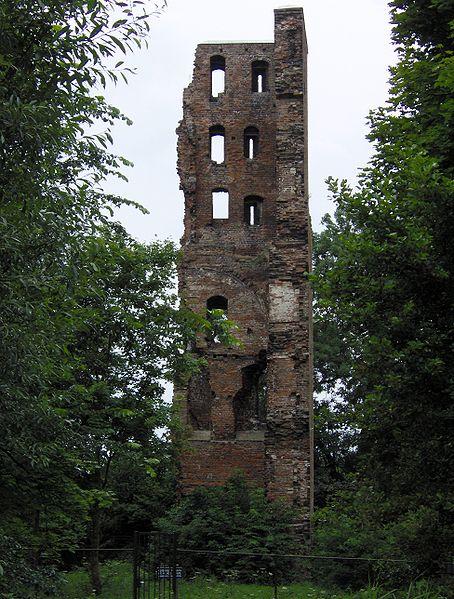 Slotbosse toren