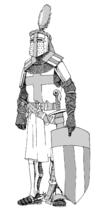 Caballero medioeval