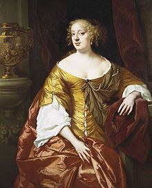 Anne Spencer Countess Of Sunderland Died 1715 Wikipedia