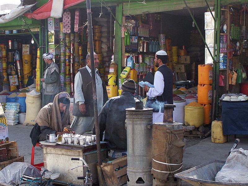 ملف:Bazaar Scene of Kabul.jpg