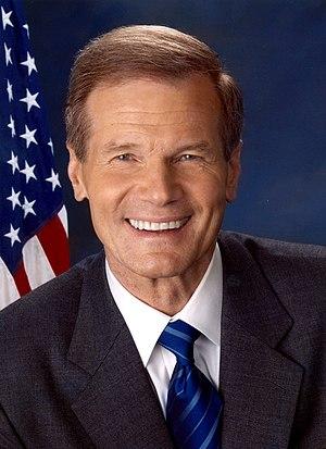 U.S. Senator Bill Nelson, of Florida.
