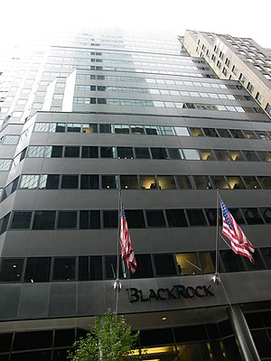 English: BlackRock Group Licensing: Category:I...