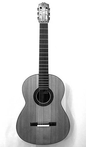 English: Classical Guitar