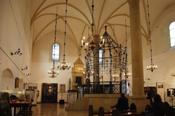 Synagogues of Kraków - Wikipedia