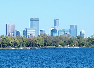 Lake Calhoun, Minneapolis, Minnesota