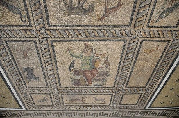 Orpheus Mosaic from Miletus