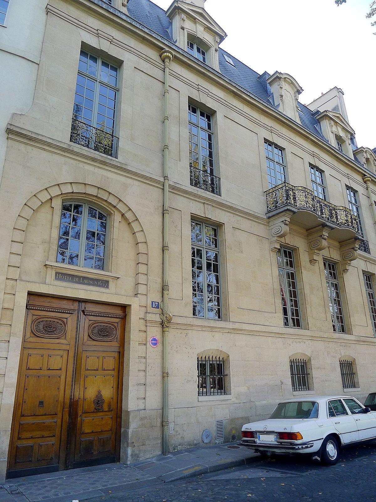 H 244 Tel De Lauzun Wikipedia
