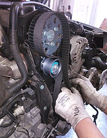 Timing belt (camshaft)  Wikipedia